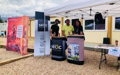 """Notre partenaire SECIC Immobilier au Tournoi """"I Piulelli"""""""