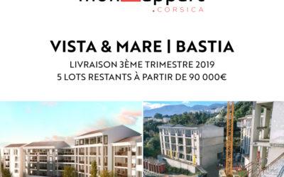 Vista & Mare à Bastia | 5 lots restants