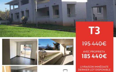 Domaine de la Casinca | Dernier lot disponible !